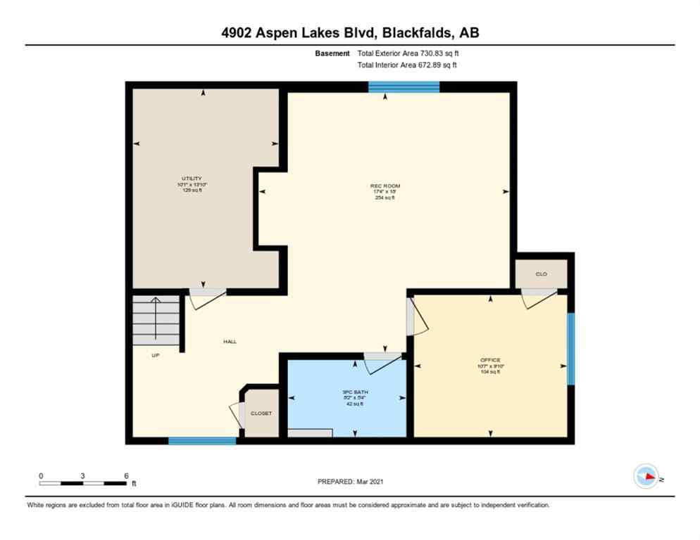 MLS® # A1075246 - 4902 Aspen Lakes Boulevard  in Aspen Lake Blackfalds, Residential Open Houses