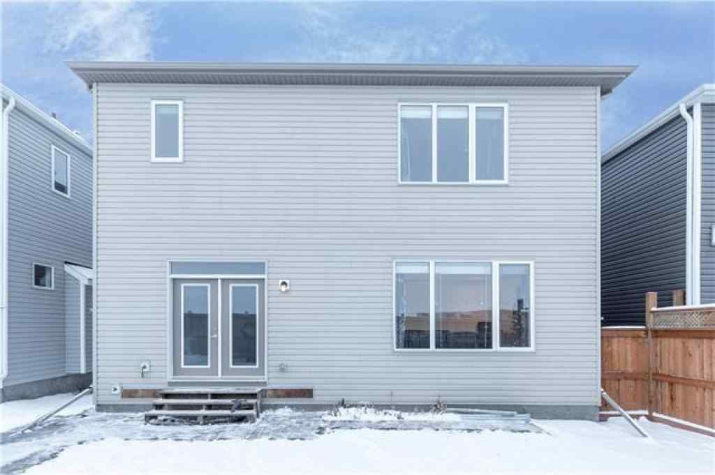MLS® # A1077116 - 117 Windrow Link SW in Windsong Airdrie, Residential Open Houses
