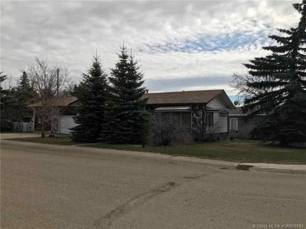MLS® # A1077304 - 5235 52 Avenue  in Bashaw Bashaw, Residential Open Houses