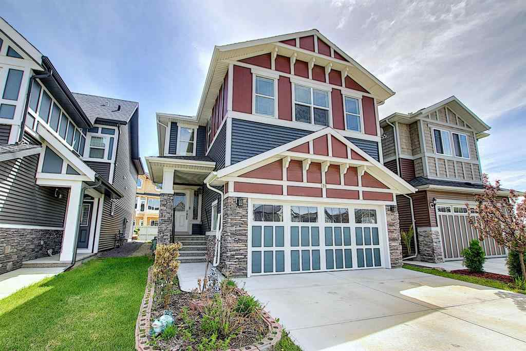 MLS® # A1078866 - 378 Kings Heights Drive SE in Kings Heights Airdrie, Residential Open Houses
