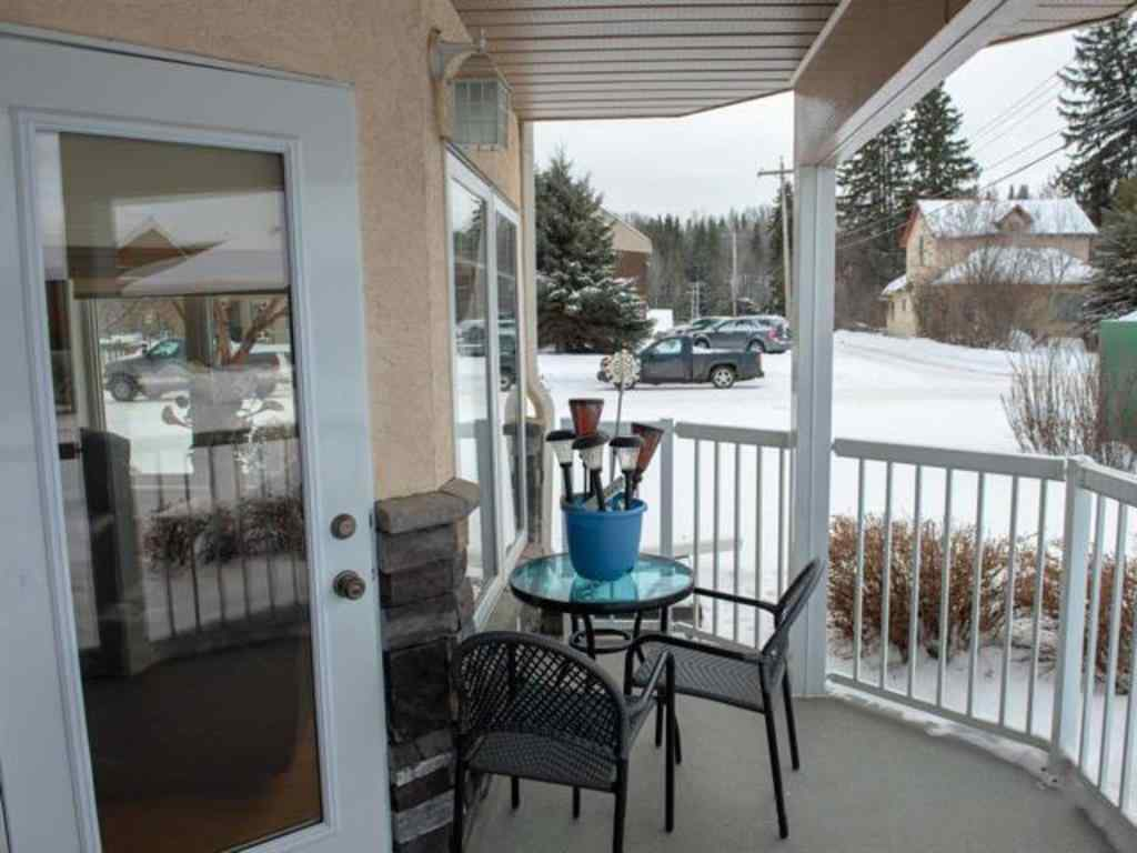 MLS® # A1080150 - Unit #106 4709 47 Street   in Athabasca Town Athabasca, Residential Open Houses