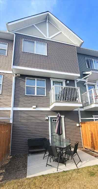 MLS® # A1080380 - Unit #705 1225 Kings Heights Way SE in Kings Heights Airdrie, Residential Open Houses