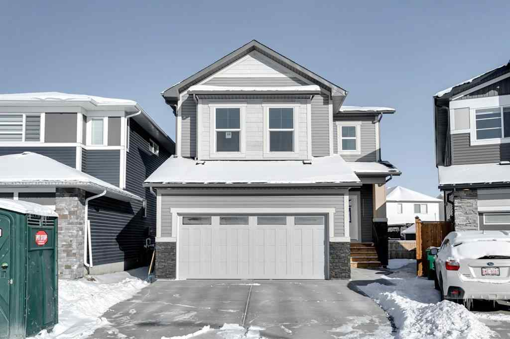 MLS® # A1082462 - 228 Reunion Loop   in Reunion Airdrie, Residential Open Houses