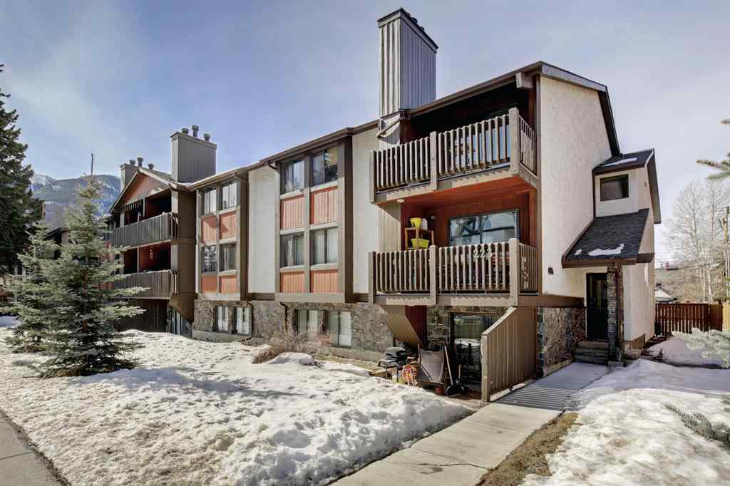 MLS® # A1082816 - Unit #35 223 Muskrat Street  in NONE Banff, Residential Open Houses
