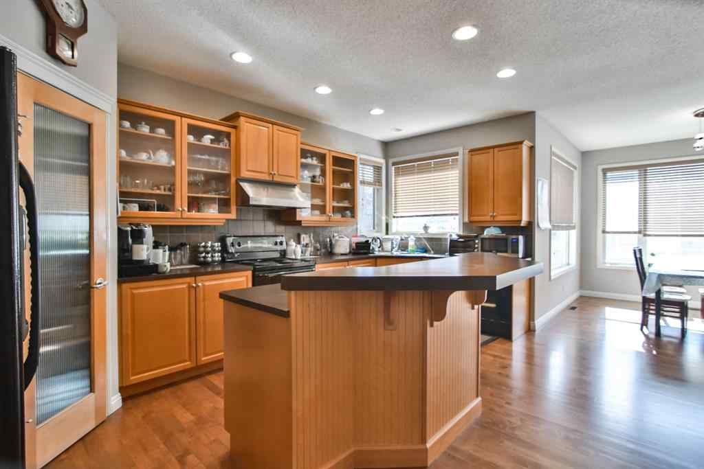 MLS® # A1083633 - 158 Kingsland Heights  in Kings Heights Airdrie, Residential Open Houses