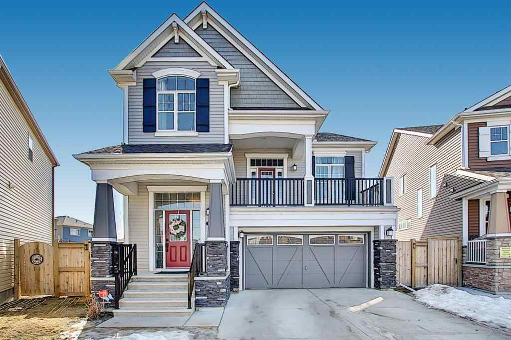 MLS® # A1085836 - 119 Windford Rise SW in South Windsong Airdrie, Residential Open Houses
