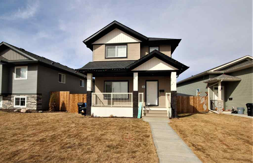MLS® # A1086327 - 74 Aurora Heights Boulevard  in Aurora Blackfalds, Residential Open Houses