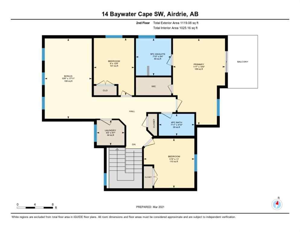 MLS® # A1088149 - 14 Baywater Cape SW in Bayside Airdrie, Residential Open Houses