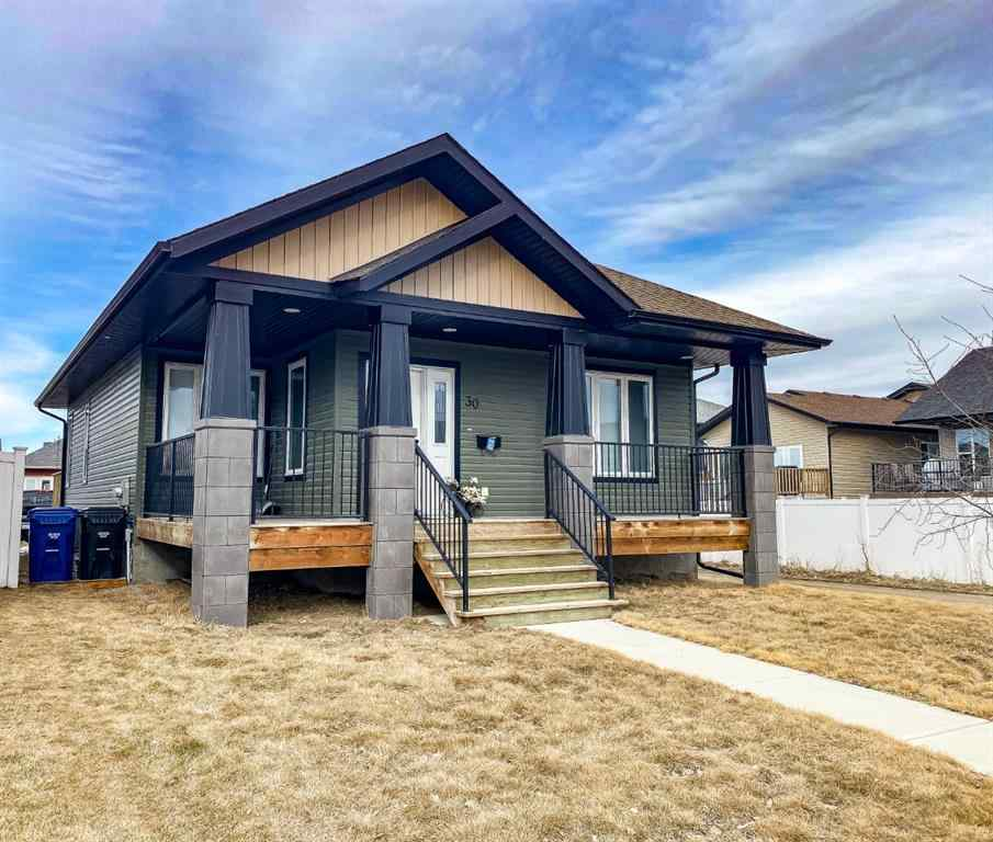 MLS® # A1088744 - 30 Morris Court  in Mckay Ranch Blackfalds, Residential Open Houses
