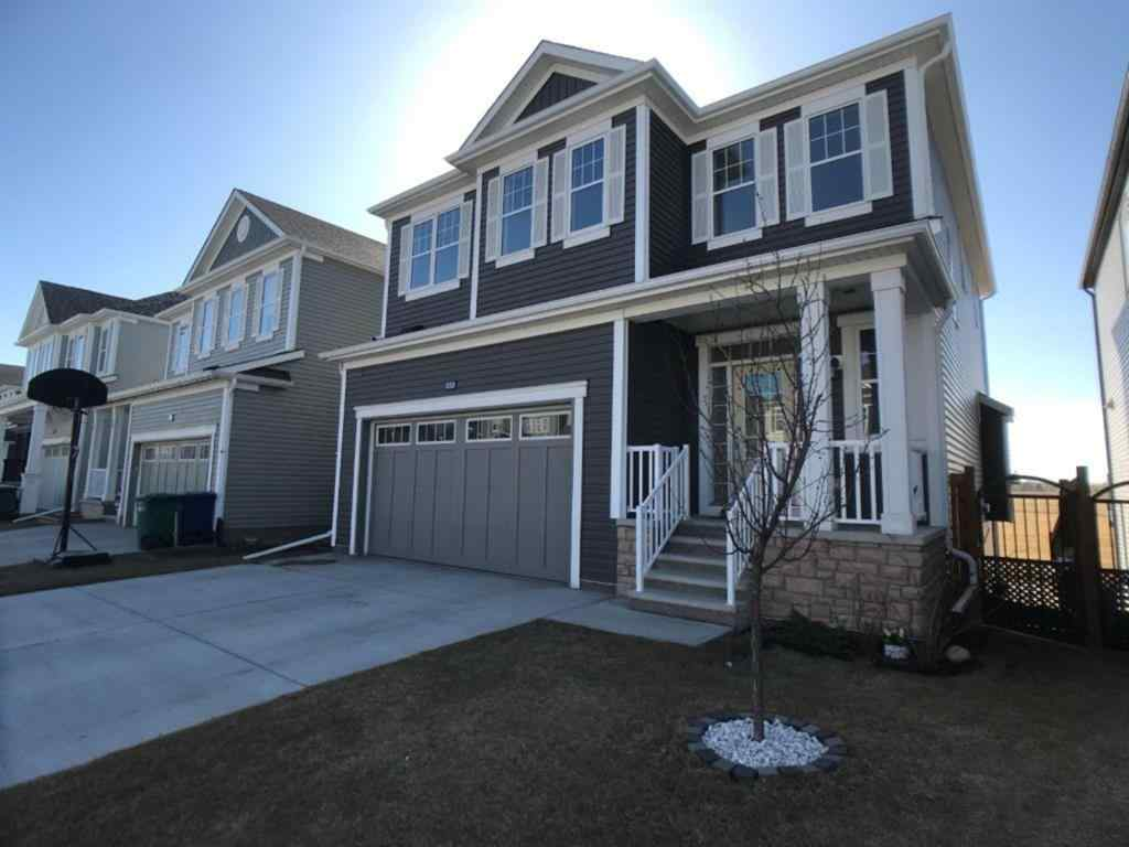 MLS® # A1089646 - 333 Windrow Crescent SW in South Windsong Airdrie, Residential Open Houses