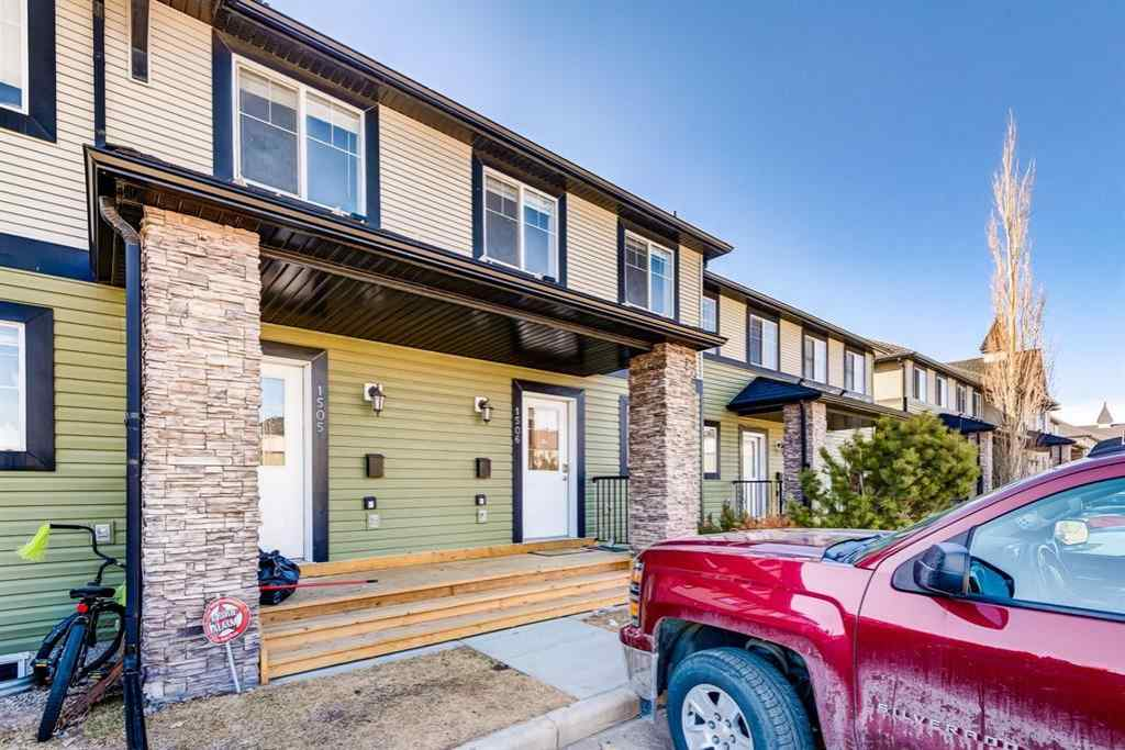 MLS® # A1089902 - Unit #1506 140 Sagewood Boulevard SW in Sagewood Airdrie, Residential Open Houses