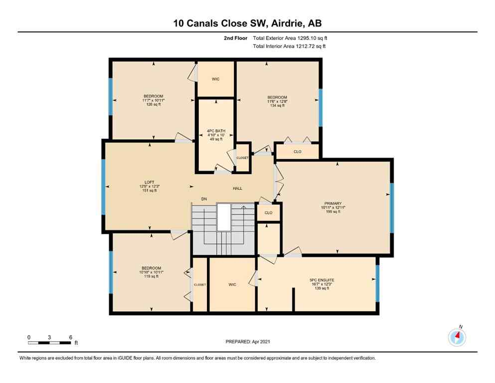 MLS® # A1091550 - 10 Canals Close SW in Canals Airdrie, Residential Open Houses