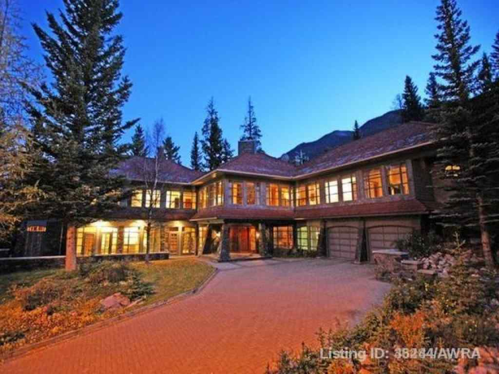 MLS® # AW45444 - 4 CASCADE COURT   in  Banff, Residential Open Houses