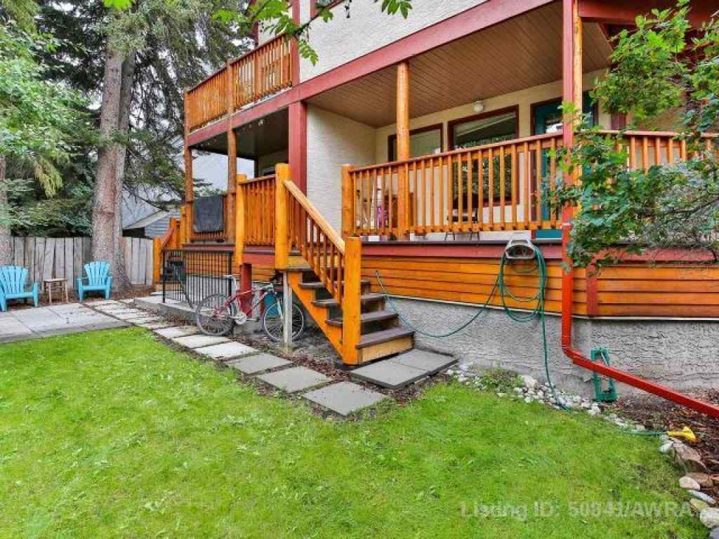 MLS® # AW50841 - Unit #1B 409 MARTEN STREET   in  Banff, Residential Open Houses