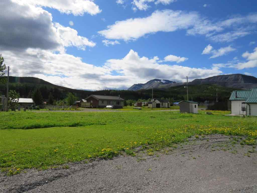 MLS® # AW51061 - 5313 50 STREET CADOMIN   in Cadomin Cadomin, Land Open Houses
