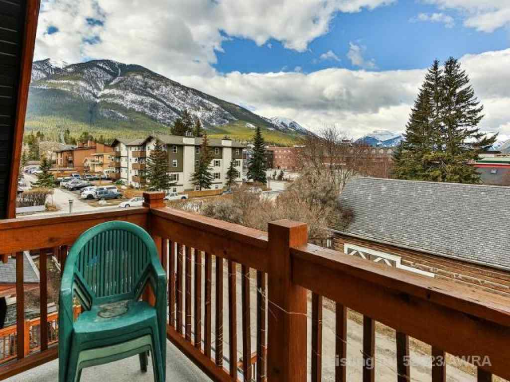 MLS® #AW52423 - Unit #302 201 MUSKRAT STREET   in  Banff, Residential Open Houses
