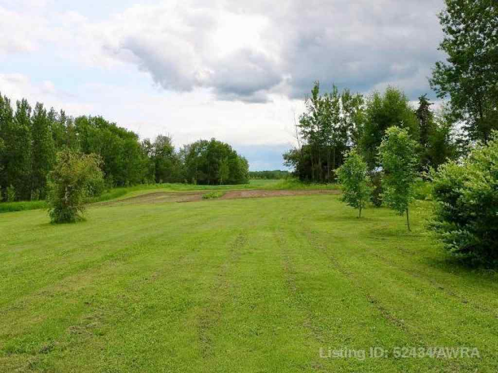 MLS® #AW52434 - 655039A HIGHWAY 827   in  Athabasca, Residential Open Houses