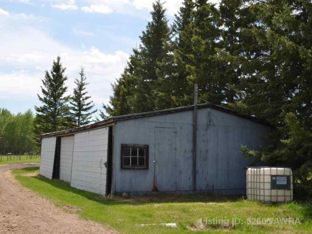 MLS® # AW52606 - 214067 HIGHWAY 55   in  Athabasca, Agri-Business Open Houses