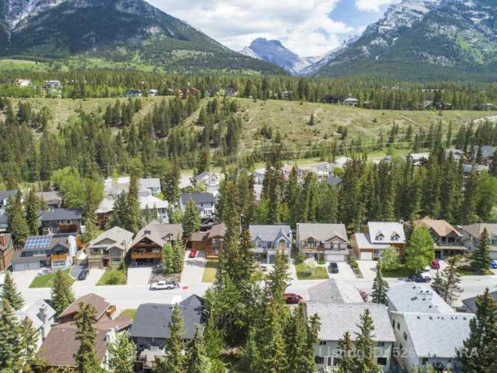 MLS® # AW52632 - 135 COUGAR POINT Road  in Cougar Creek Canmore, Land Open Houses