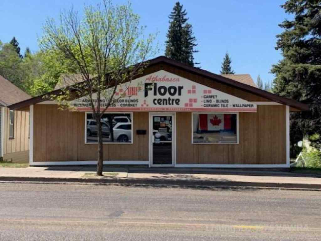 MLS® # AWI49761 - 4809 50 STREET   in  Athabasca, Commercial Open Houses