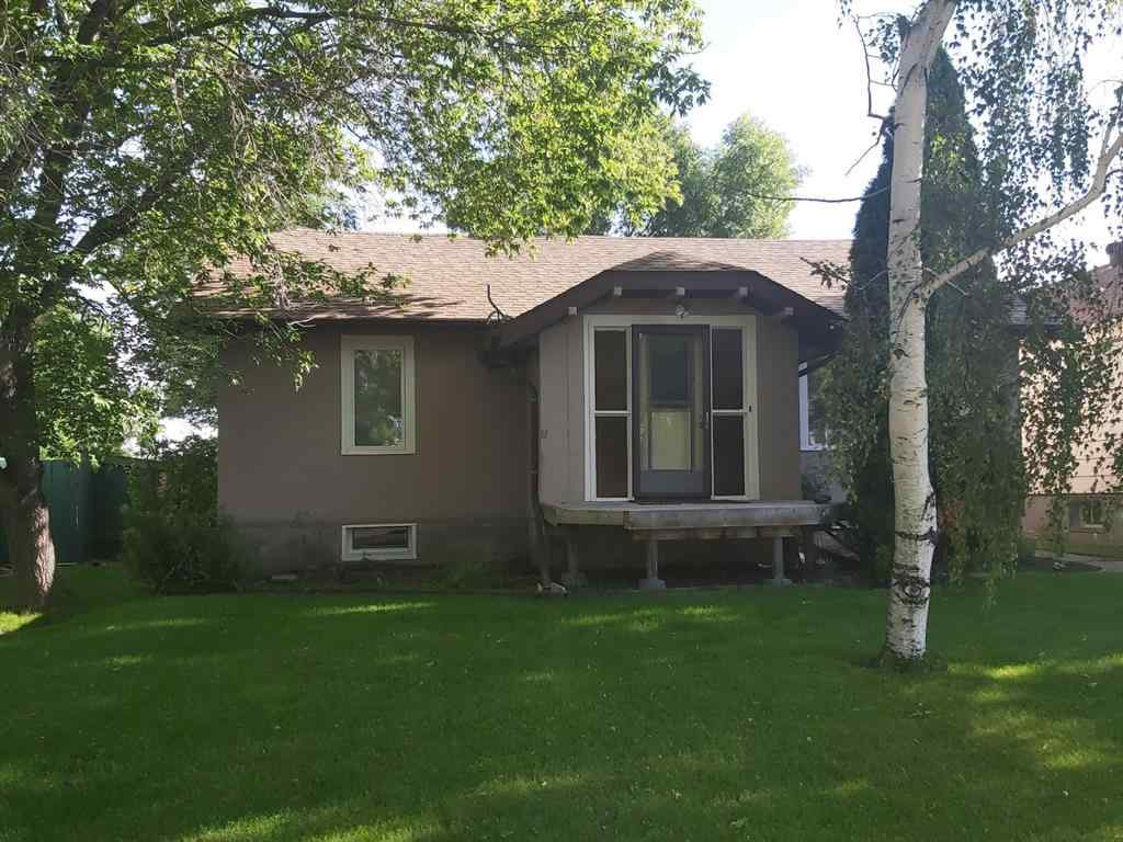 MLS® # C4112895 - 408 Main Street  in  Trochu, Residential Open Houses