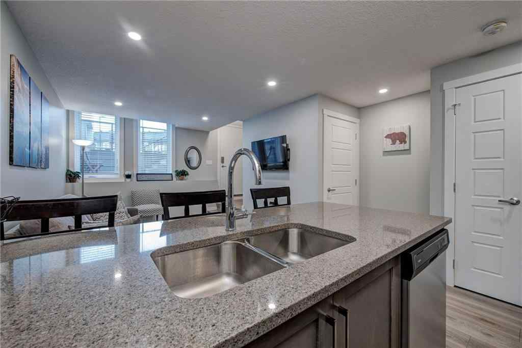 MLS® # C4256059 - 126 Cranbrook Square SE in Cranston Calgary, Residential Open Houses
