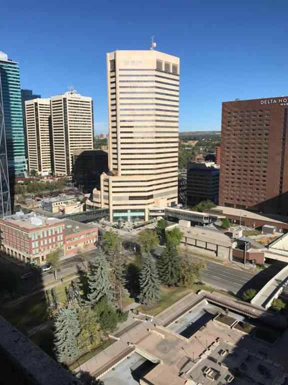 MLS® # C4263819 - Unit #2304 221 6 Avenue SE in Downtown Commercial Core Calgary, Residential Open Houses