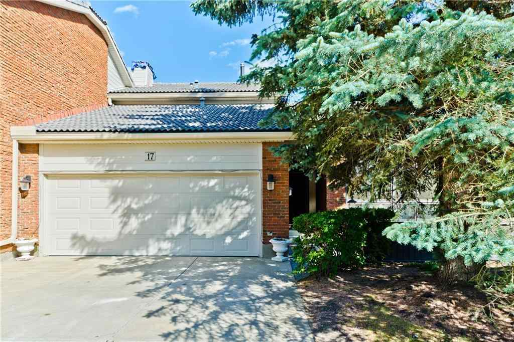 MLS® # C4264076 - Unit #17 35 OAKMOUNT Court SW in Oakridge Calgary, Residential Open Houses