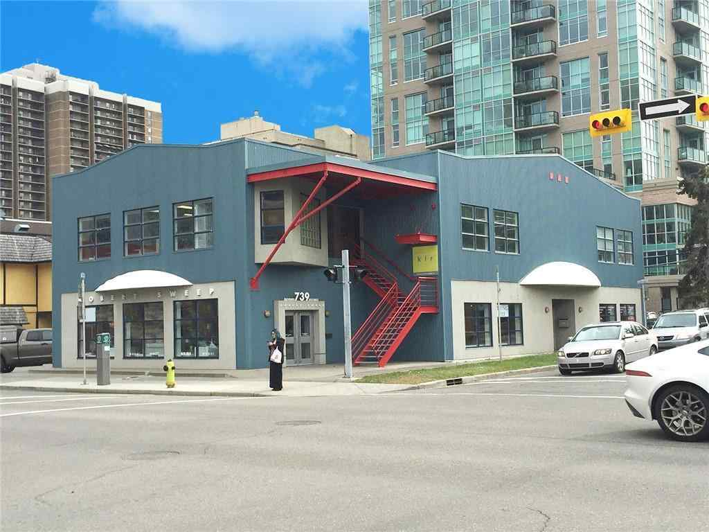 MLS® #C4265678 - 739 11 Avenue SW in Beltline Calgary, Commercial Open Houses