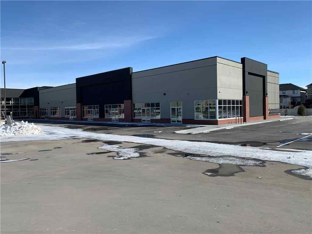 MLS® #C4270538 - Unit #3117 2920 Kingsview Boulevard SE in Kingsview Industrial Park Airdrie, Commercial Open Houses