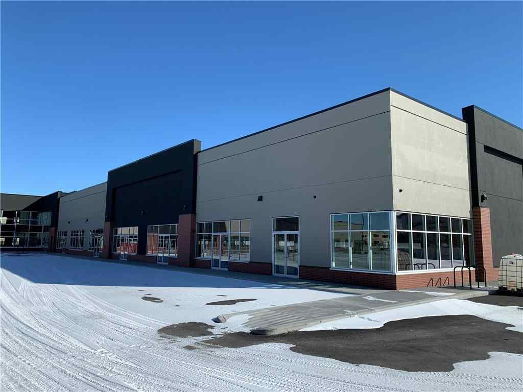 MLS® # C4270538 - Unit #3117 2920 Kingsview Boulevard SE in Kingsview Industrial Park Airdrie, Commercial Open Houses
