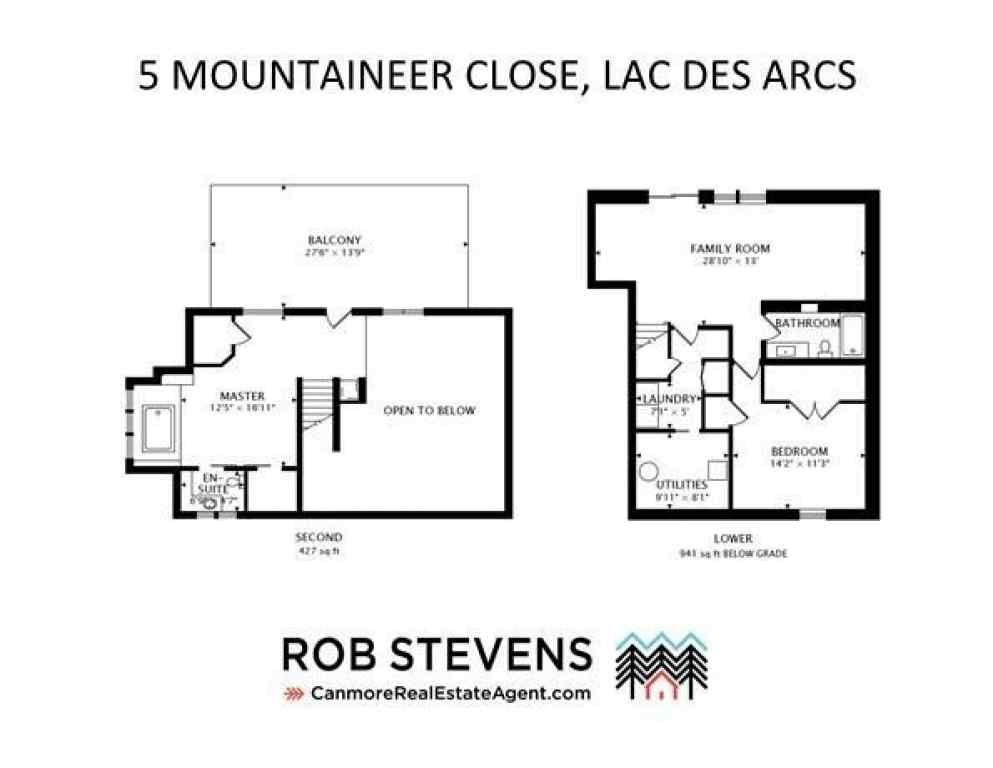 MLS® #C4275464 - 5 Mountaineer Close  in  Lac Des Arcs, Residential Open Houses