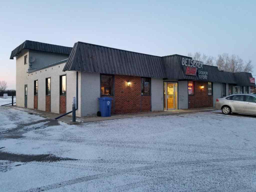 MLS® # C4279104 - 500 1 St Avenue  in NONE Beiseker, Commercial Open Houses
