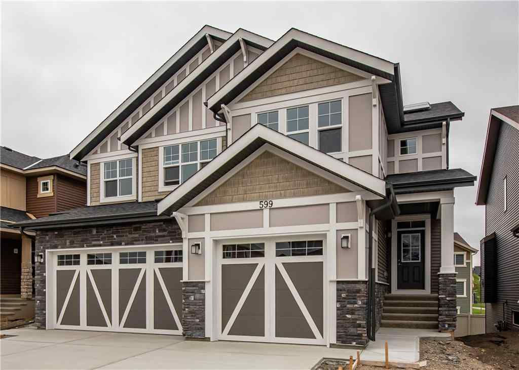 MLS® # C4282962 - 599 Kingsmere Way SE in Kings Heights Airdrie, Residential Open Houses
