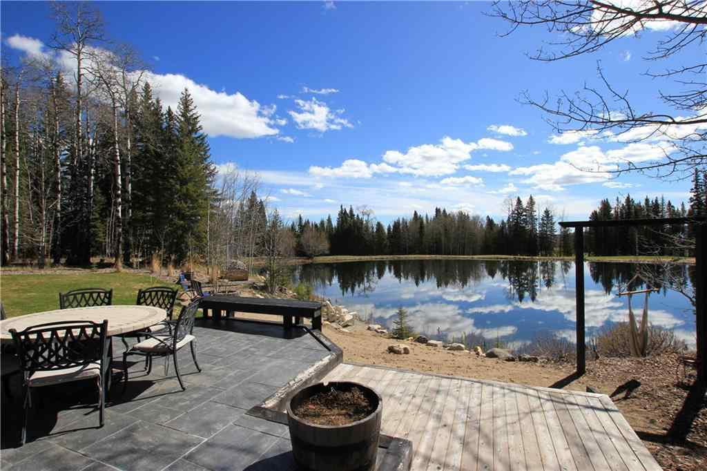 MLS® # C4282963 - 16 WINTERGREEN Way  in Wintergreen_BC Bragg Creek, Residential Open Houses