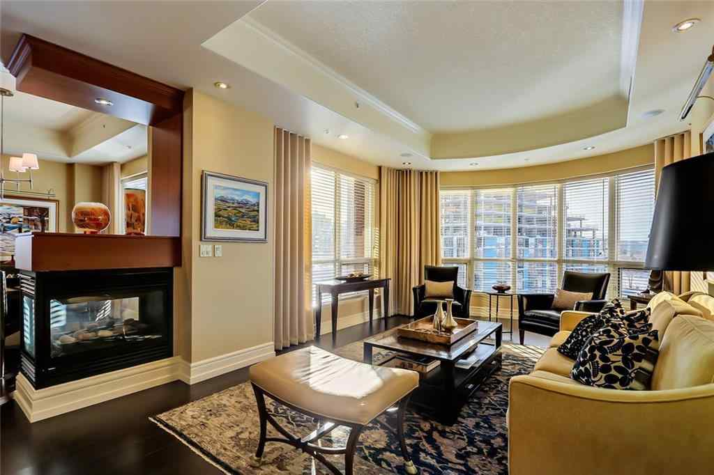 MLS® #C4283432 - Unit #801 690 PRINCETON Way SW in  Calgary, Residential Open Houses