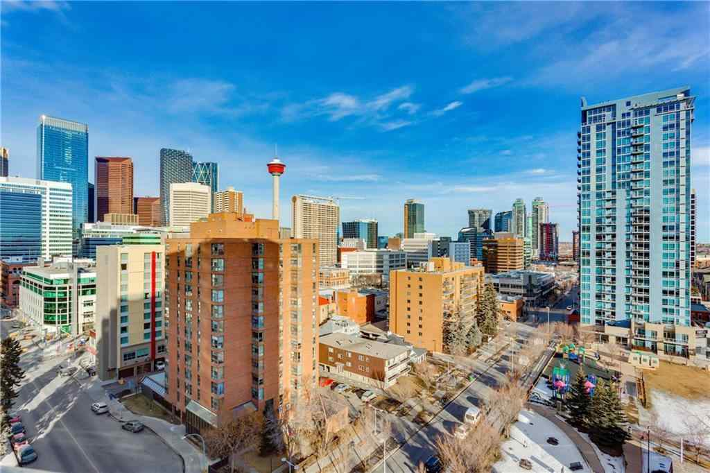 MLS® #C4284818 - Unit #1203 303 13 Avenue SW in  Calgary, Residential Open Houses