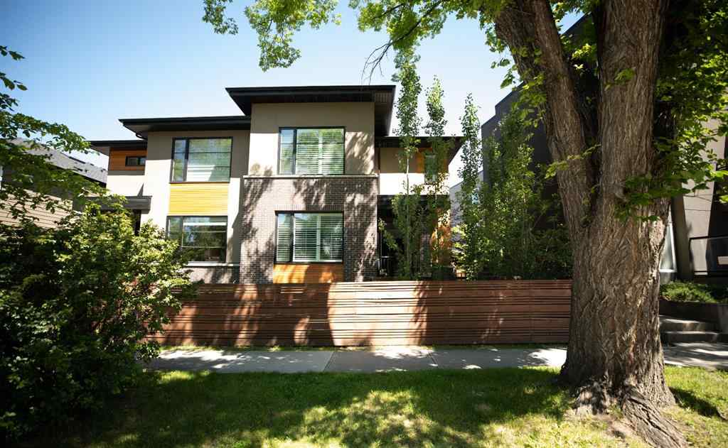 MLS® # C4284914 - Unit #1 312 12 Avenue NE in Crescent Heights Calgary, Residential Open Houses