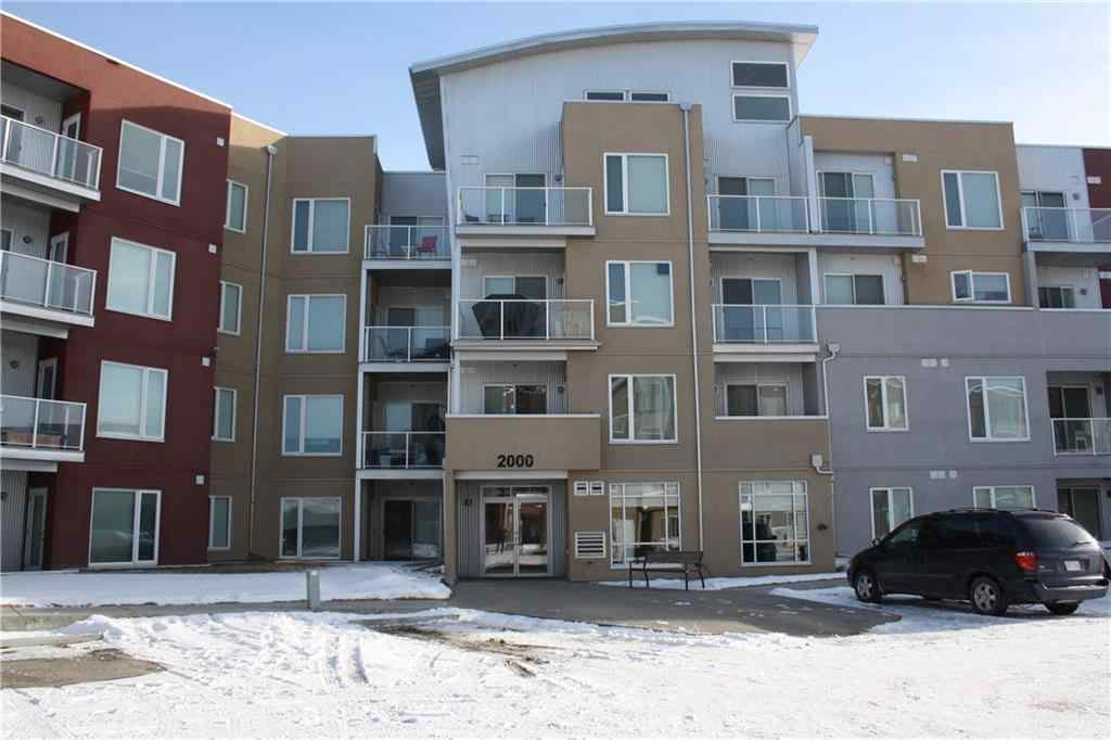 MLS® # C4287426 - Unit #2302 604 EAST LAKE Boulevard NE in East Lake Industrial Airdrie, Residential Open Houses