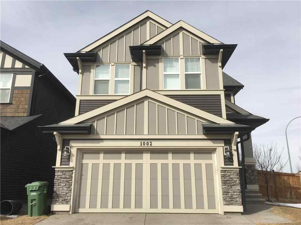 MLS® # C4288773 - 1002 KINGS HEIGHTS Way SE in Kings Heights Airdrie, Residential Open Houses