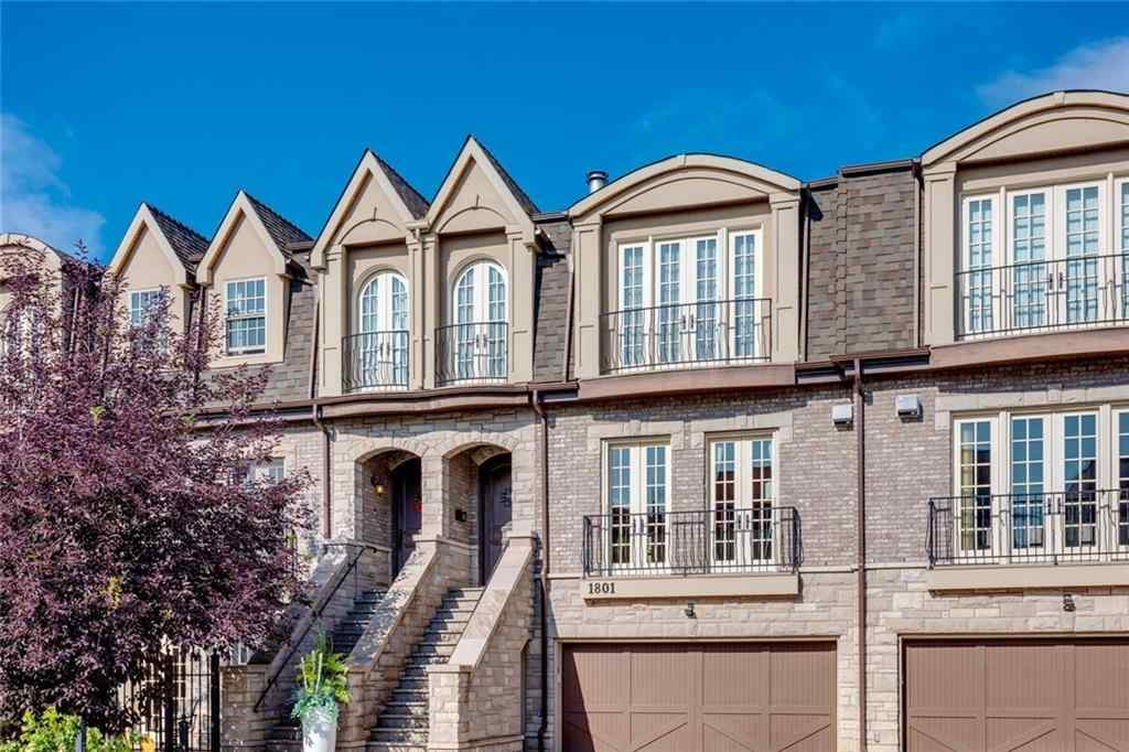 MLS® #C4289639 - 1801 7 Street SW in Lower Mount Royal Calgary, Residential Open Houses