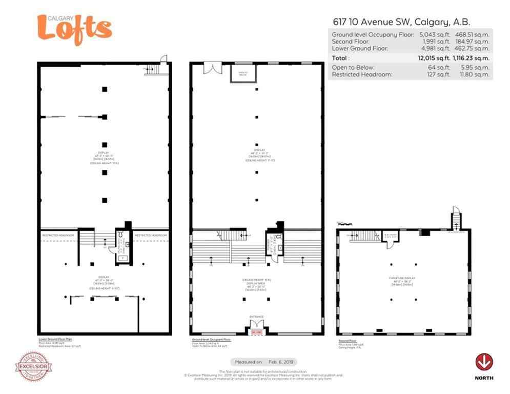 MLS® #C4290628 - 617 10 Avenue SW in  Calgary, Commercial Open Houses