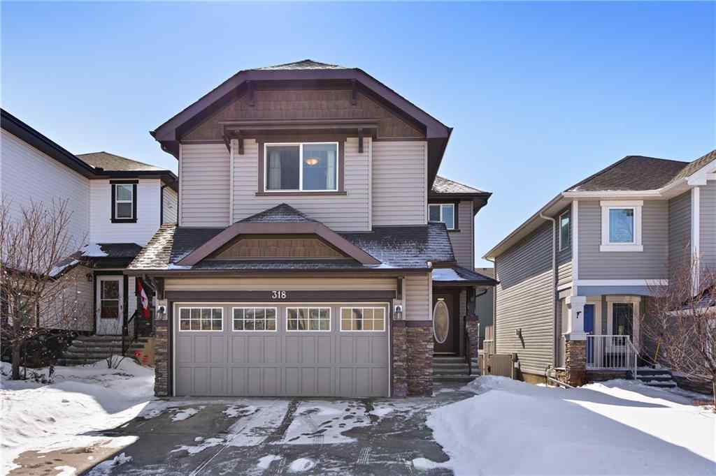 MLS® #C4290664 - 318 Kingsbury View SE in Kings Heights Airdrie, Residential Open Houses