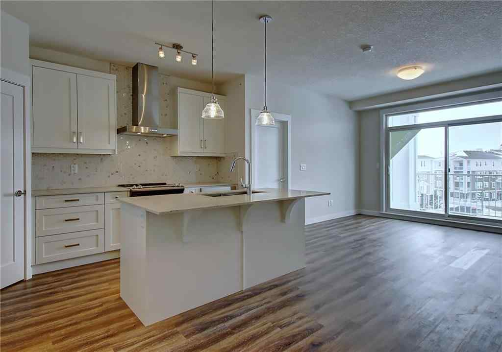 MLS® #C4291372 - Unit #4403 522 CRANFORD Drive SE in  Calgary, Residential Open Houses