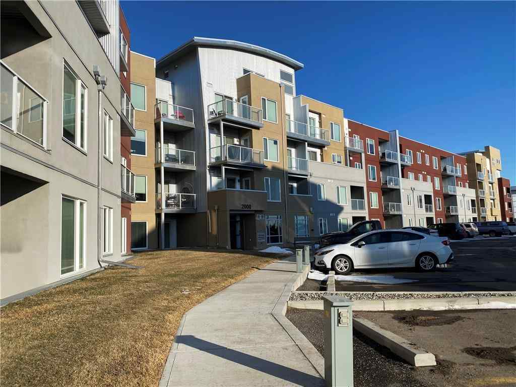 MLS® # C4291389 - Unit #2203 604 EAST LAKE Boulevard NE in East Lake Industrial Airdrie, Residential Open Houses