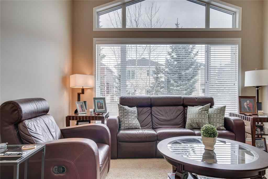 MLS® #C4292107 - 27 WEST JENSEN Place SW in West Springs Calgary, Residential Open Houses