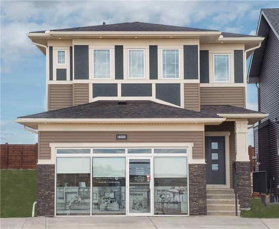 MLS® # C4292345 - 408 CHINOOK GATE Square SW in Chinook Gate Airdrie, Residential Open Houses