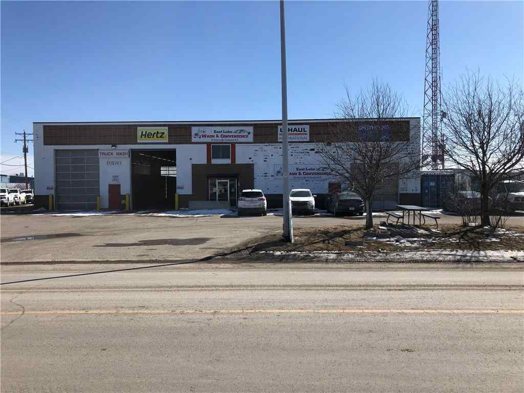 MLS® # C4293381 - 59 EAST LAKE Crescent NE in East Lake Industrial Airdrie, Commercial Open Houses