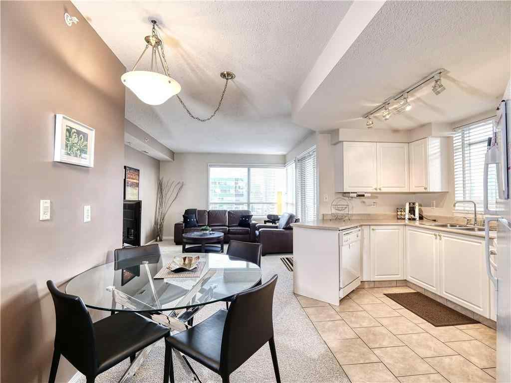 MLS® # C4293953 - Unit #1004 683 10 Street SW in Downtown West End Calgary, Residential Open Houses