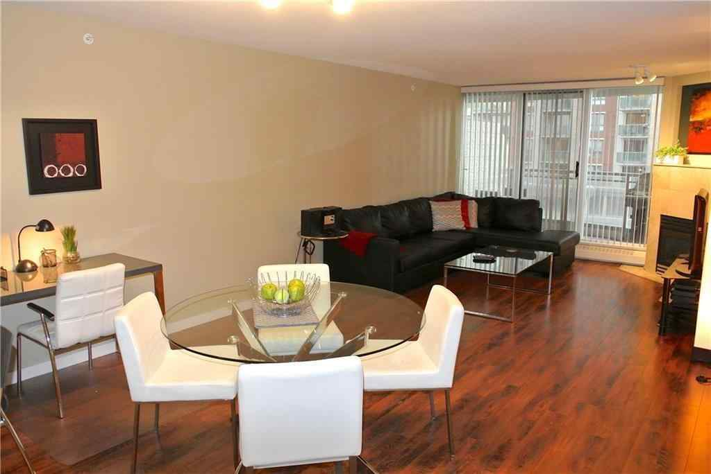 MLS® #C4293967 - Unit #506 1108 6 Avenue SW in Downtown West End Calgary, Residential Open Houses